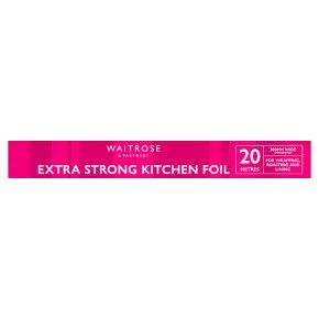 essential Waitrose aluminium foil 300mmx20m