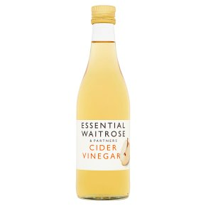 essential Waitrose cider vinegar