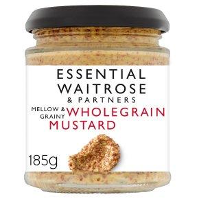 essential Waitrose wholegrain mustard