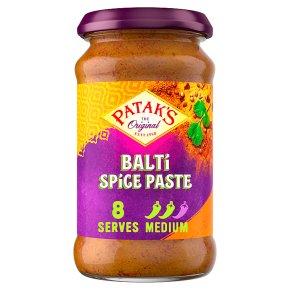Patak's medium balti curry paste