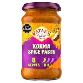 Patak's mild korma curry paste