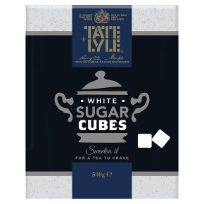 Tate & Lyle Fairtrade white cubes