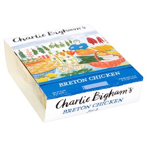 Charlie Bigham's Breton chicken