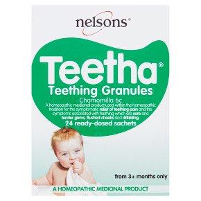 Nelsons teetha sachets