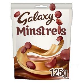 Galaxy Minstrels pouch