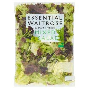 essential Waitrose Mixed Salad