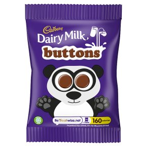 Cadbury Dairy Milk Buttons bag
