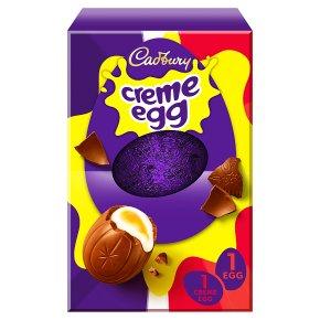 Cadbury Creme Egg Medium Chocolate Easter Egg Waitrose Partners