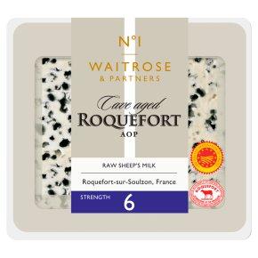 Waitrose 1 Cave Aged Roquefort AOP