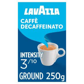 Lavazza Decaffeinated Ground Coffee