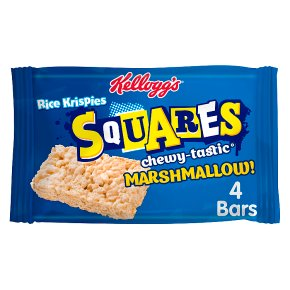 Kellogg's Squares chewy marshmallow