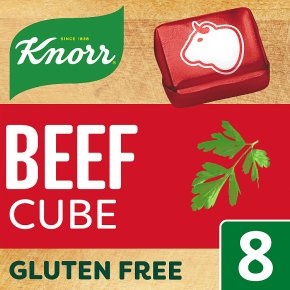 Knorr the beef cube 8 cubes