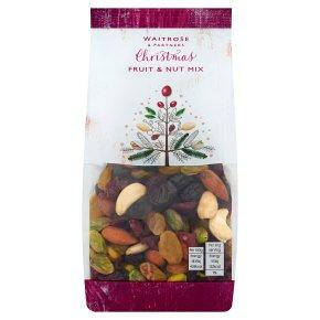Waitrose Christmas fruit & nut mix