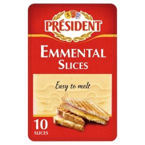 Président Emmental 10 Slices