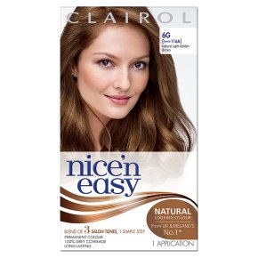Nice n Easy Natural Light Golden Brown 116A Hair Colour