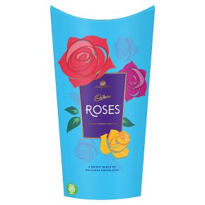 Roses Cadbury Chocolate Carton
