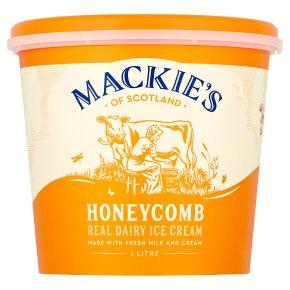 Mackie's honeycomb ice cream