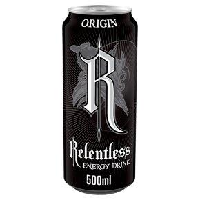 Relentless Original single can