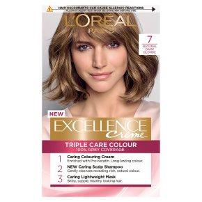 L'Oréal natural dark blonde excellence