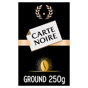 Carte Noire Ground Coffee For Filters Cafetieres