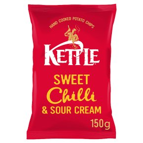 Kettle Chips sweet chilli