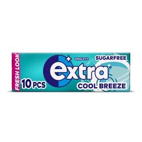 Wrigley's Extra - cool breeze