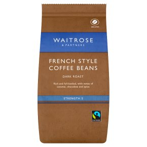Waitrose French Continental coffee beans