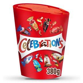 Celebrations large carton