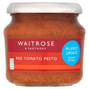 Waitrose tomato pesto