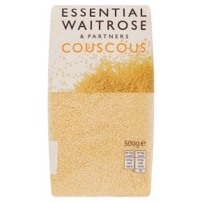 essential Waitrose couscous