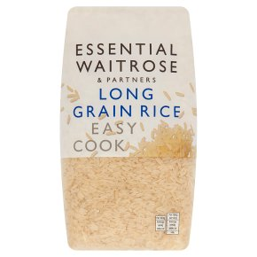 Essential Long Grain Rice Easy Cook