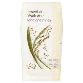 essential Waitrose long grain rice