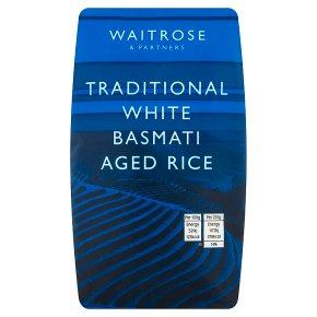 Waitrose basmati aromatic rice