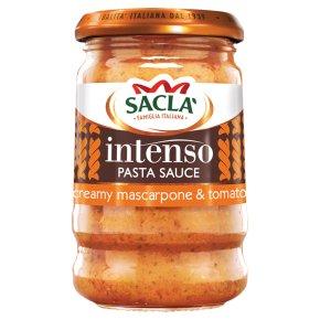 Sacla' Intenso stir in tomato & mascarpone