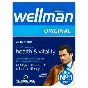 Wellman tablets