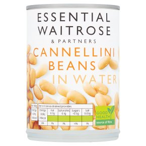Essential Cannellini Beans in Water