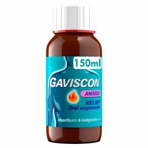Gaviscon Original Aniseed