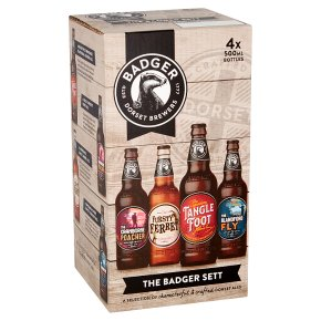 Badger The Badger Sett Beer Selection