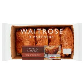 Waitrose pains au chocolat