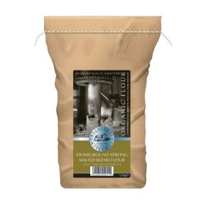 Bacheldre organic stoneground strong malted flour