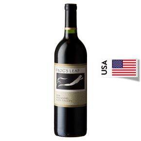 Frog's Leap, Zinfandel, American, Red Wine