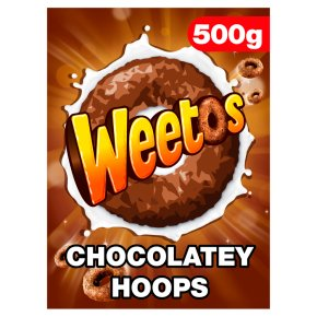 Weetabix chocolate weetos