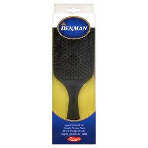 Denman large paddle brush