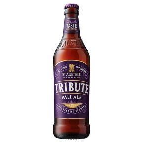St. Austell Tribute Ale