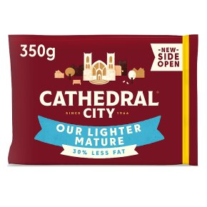 Cathedral City Mature Lighter Cheese