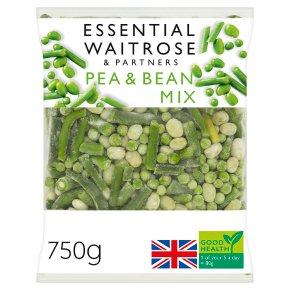 Essential Pea & Bean Mix