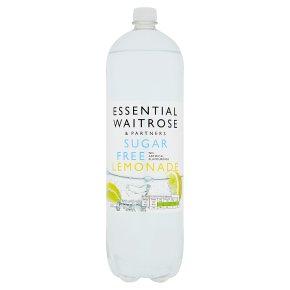 essential Waitrose sugar free lemonade