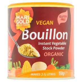 Marigold Swiss organic vegetable bouillon powder vegan