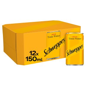 Schweppes, tonic water, multipack