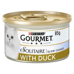 Gourmet Solitaire with Duck